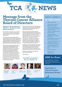 TCA Newsletter 2014